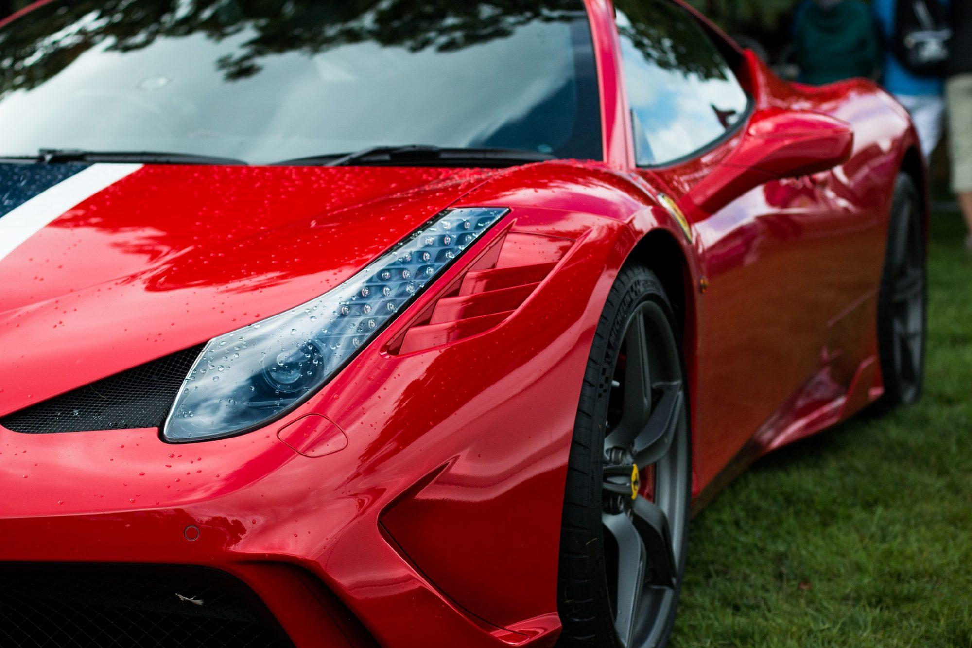Ferrari F40 - Sportwagenservice Andres